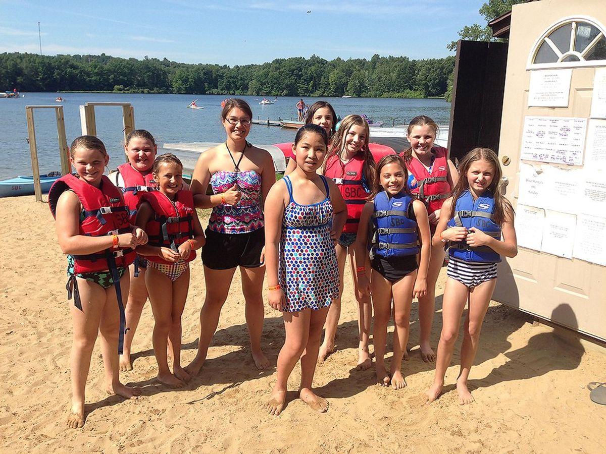 6 Reasons You Should Work At A Summer Camp