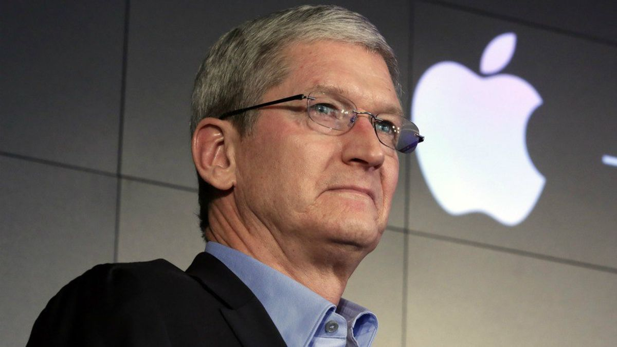 Why Tim Cook is Right