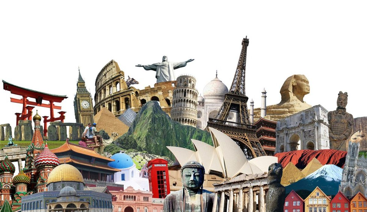 The 5 Realizations You Have When Studying Abroad