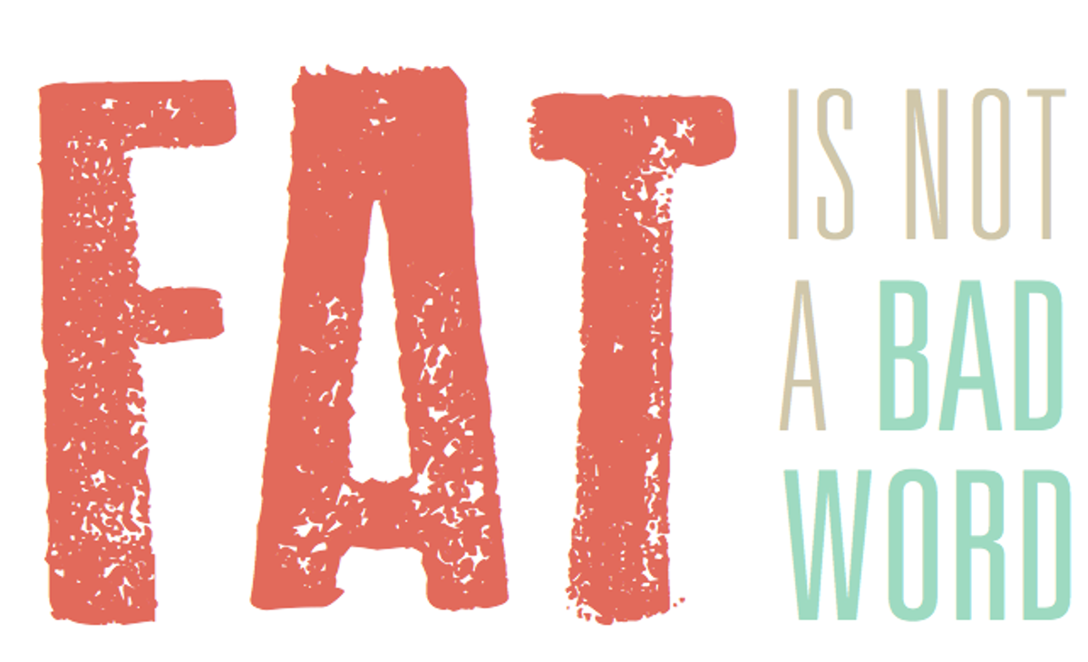 "Why ""Fat"" Is Not An Insult"