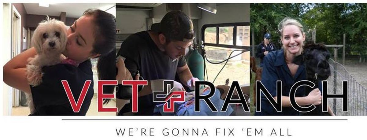 """YouTube Channel And Non-Profit """"Vet Ranch"""" Is Going To Fix Them All"""