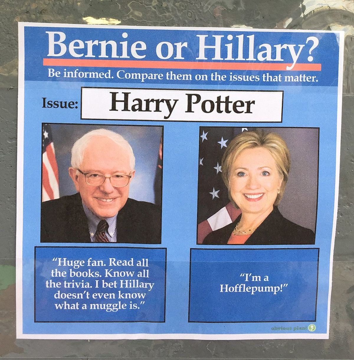Why The Bernie Vs. Hillary Memes Will Affect The Outcome Of The Democratic Nomination