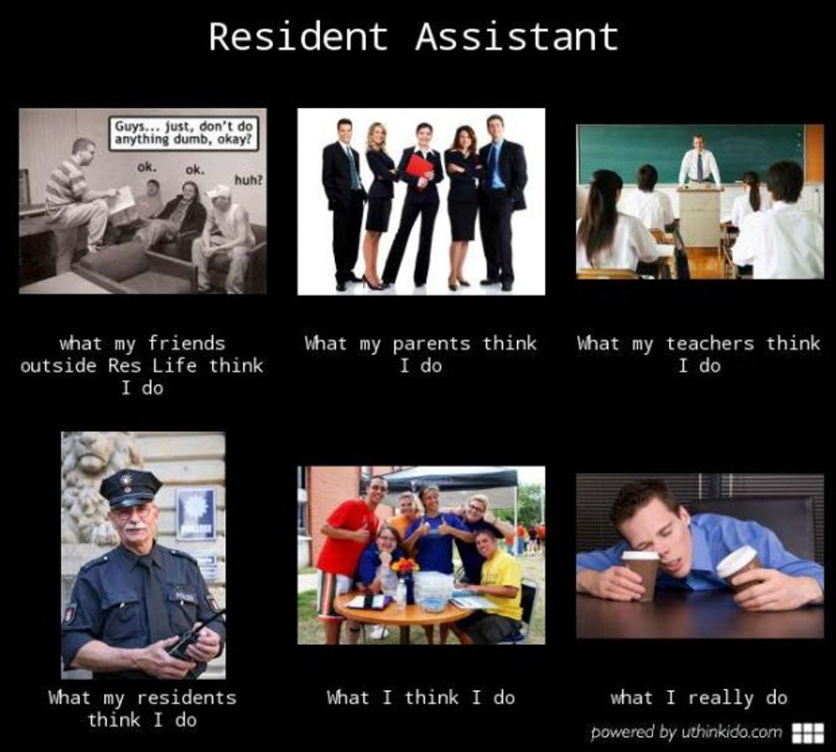 10 reasons to be thankful for your freshman year RA's