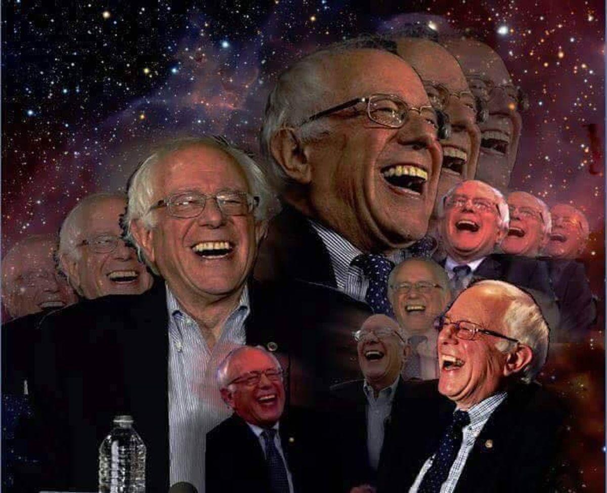 The Deeper Effect Of Bernie Sanders's Dank Meme Stash