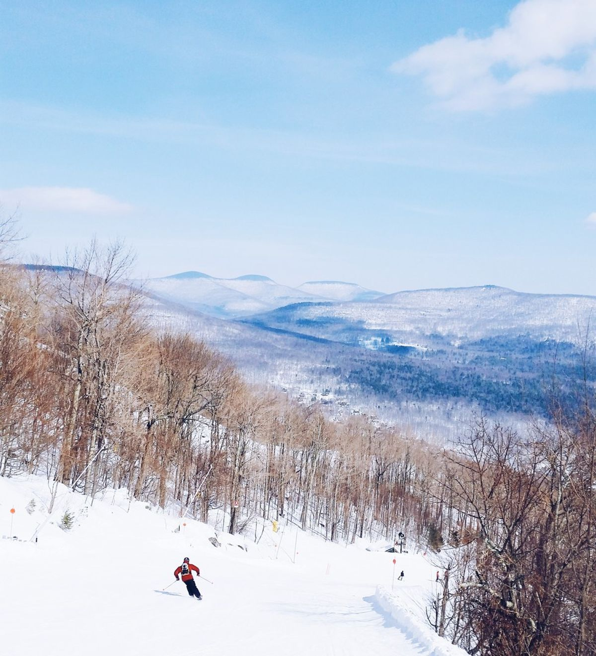 How To Survive Winter In The Mountains