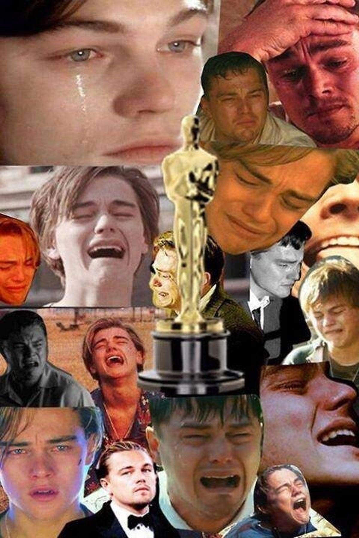 20 Of The Best Leonardo DiCaprio Oscar Memes