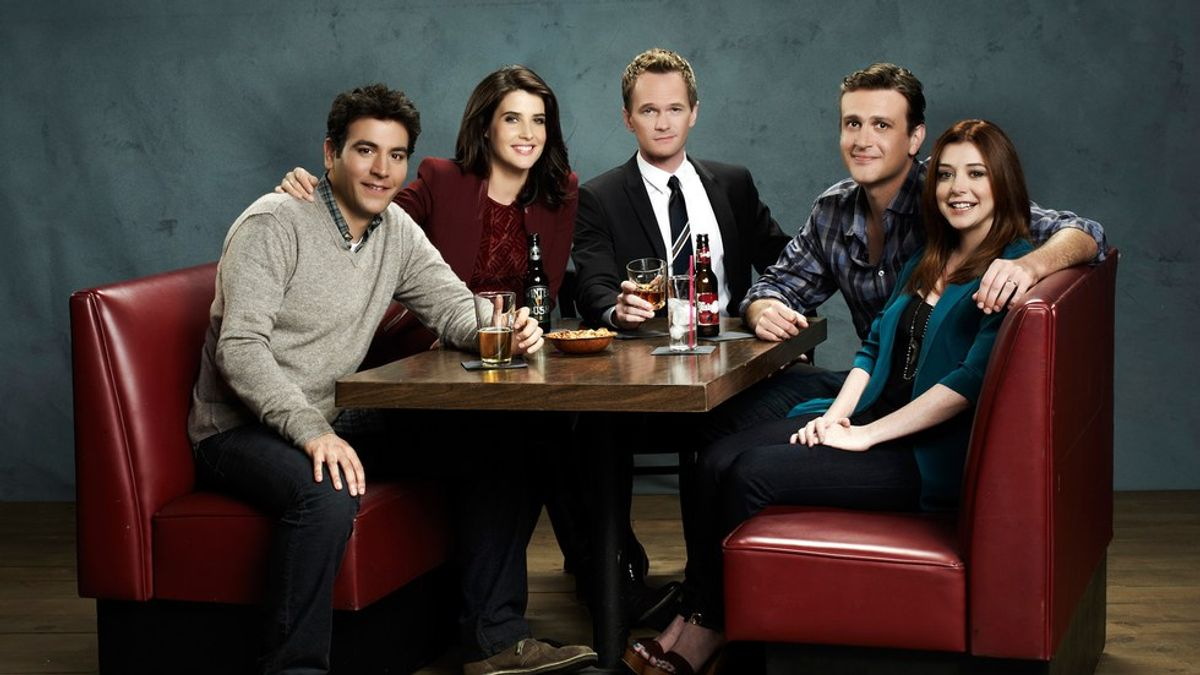 The First Year Of College, As Explained By How I Met Your Mother