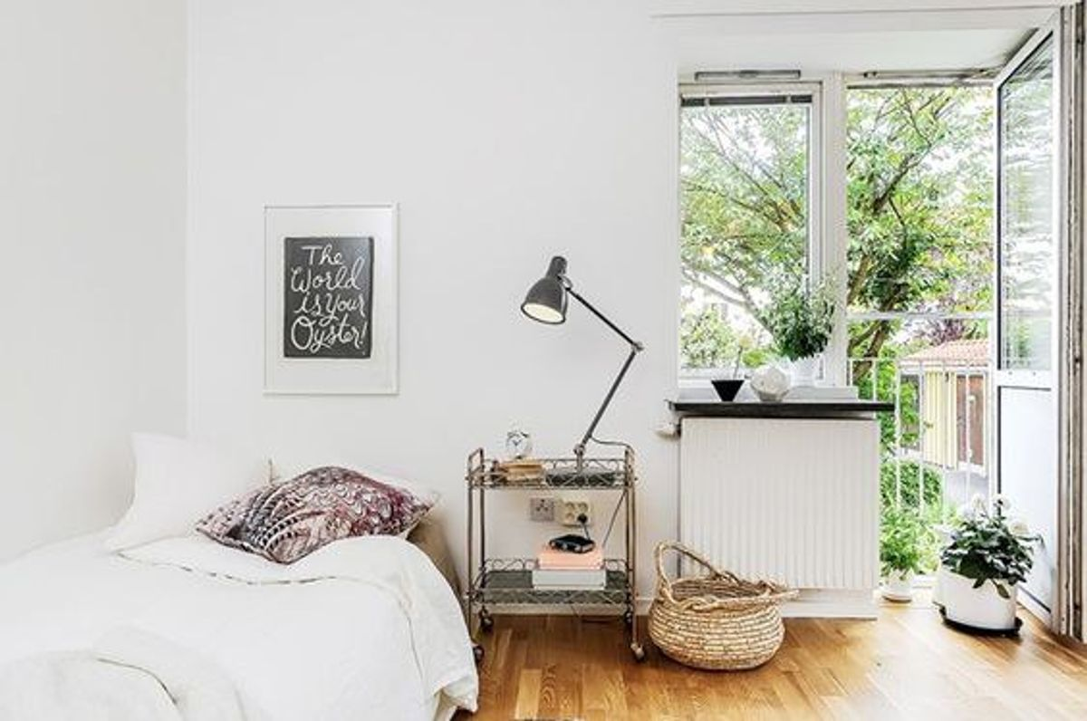 11 Tips To Liven Up A Small Bedroom