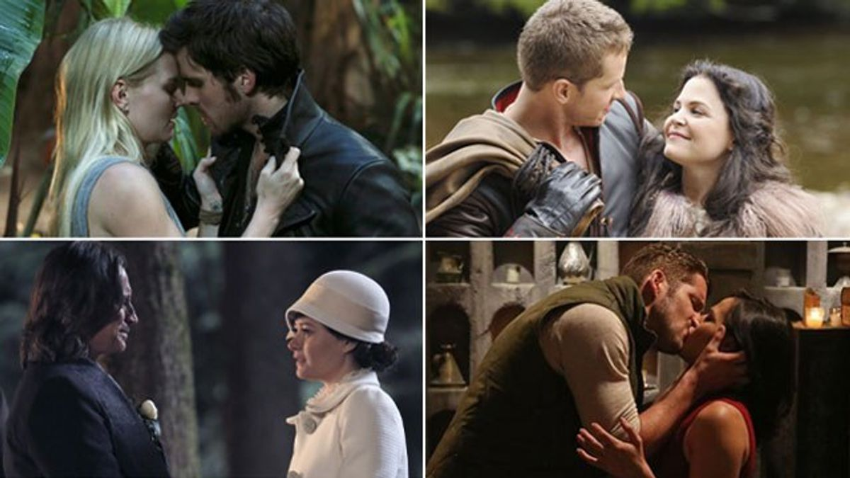 """My Love For """"Once Upon A Time"""""""