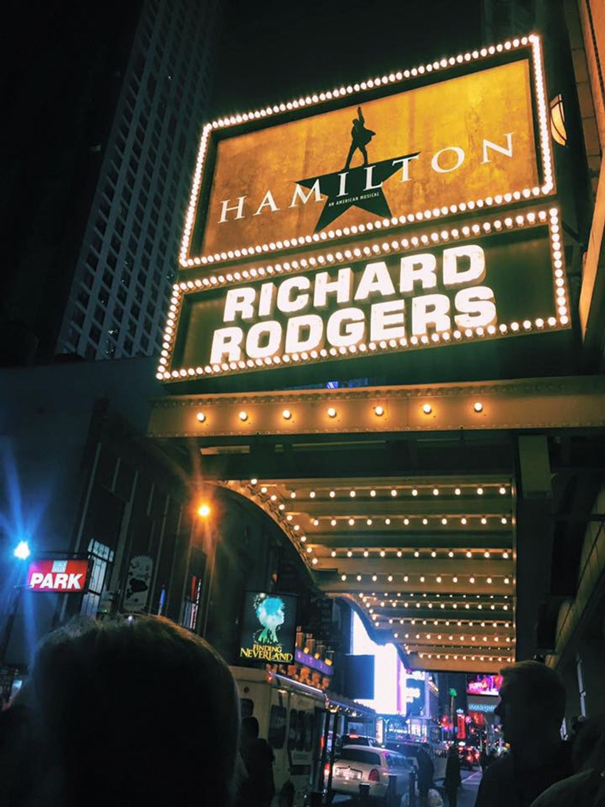 """The Stages Of Becoming Absolutely Obsessed With """"Hamilton,"""" The Musical"""