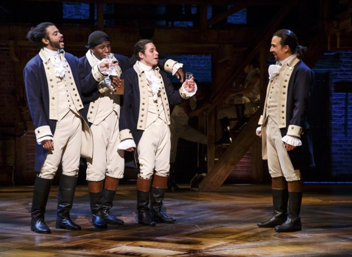 Top 20 Favorite Quotes From Hamilton An American Musical
