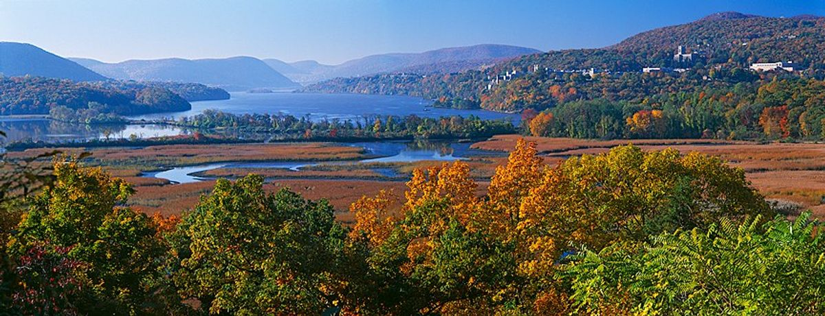 best hudson valley towns to visit