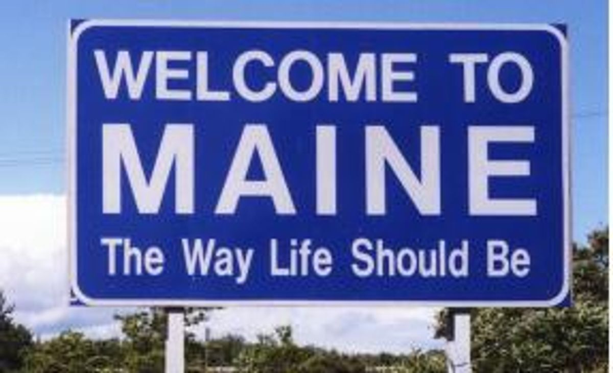 10 Reasons Why Maine Is The Way That Life Should Be