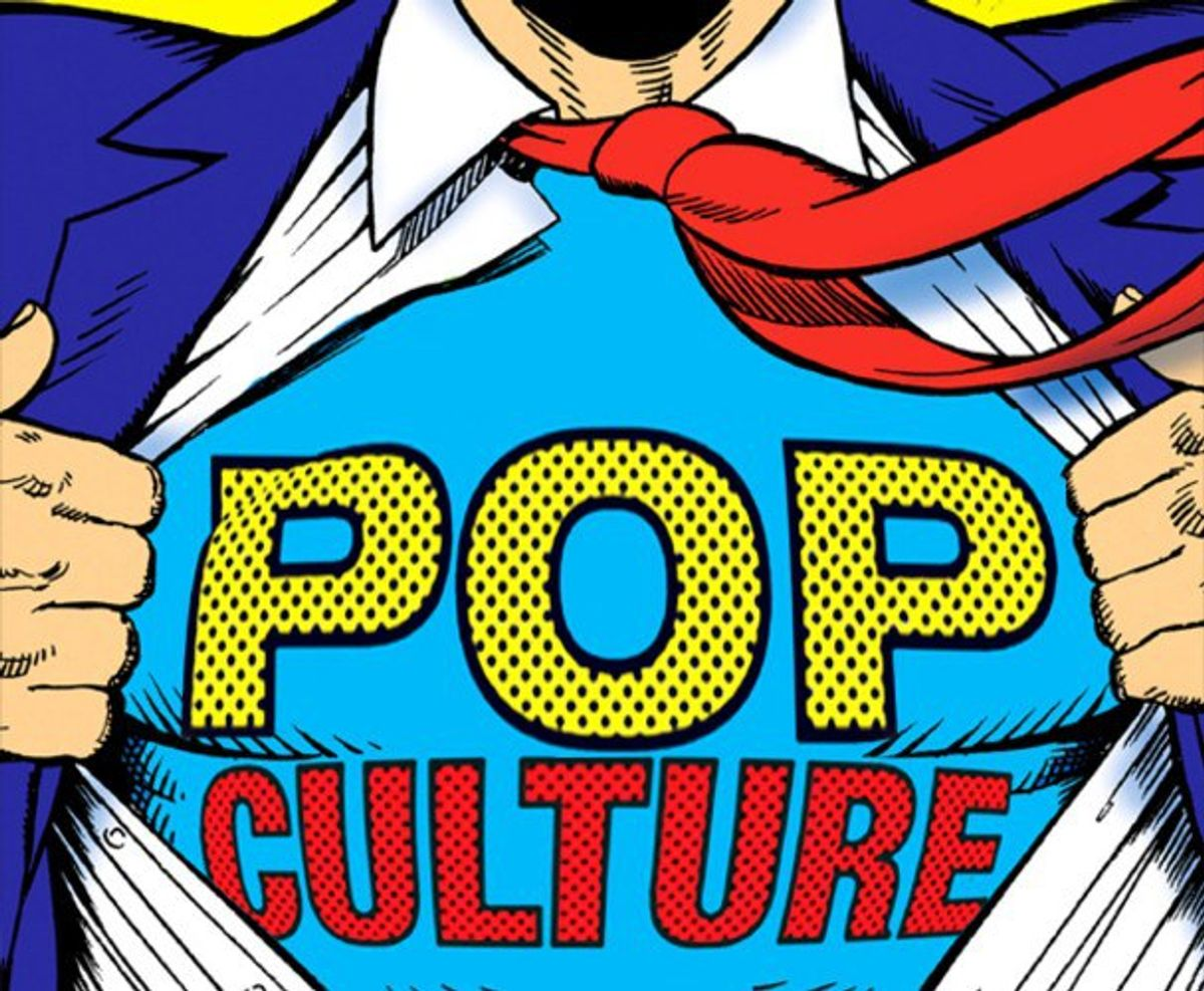 A Defense Of My Love For Pop Culture