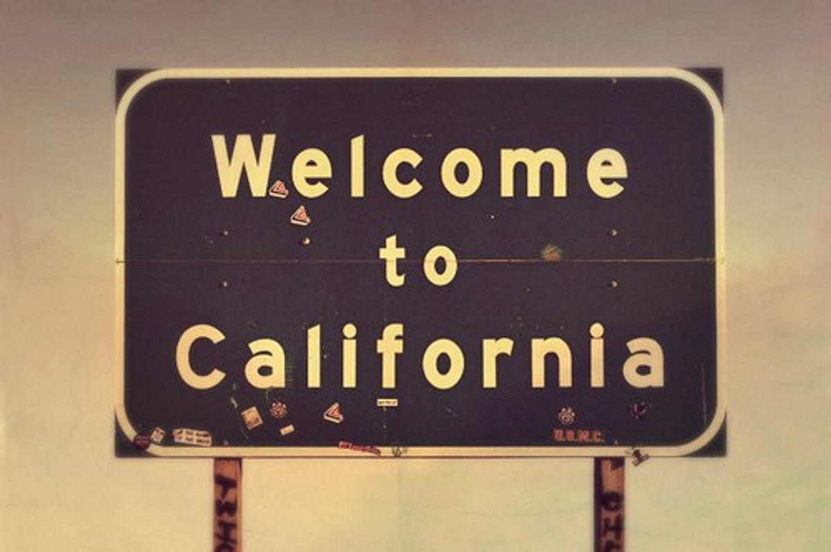 5 Things You Don't Miss When You Leave California