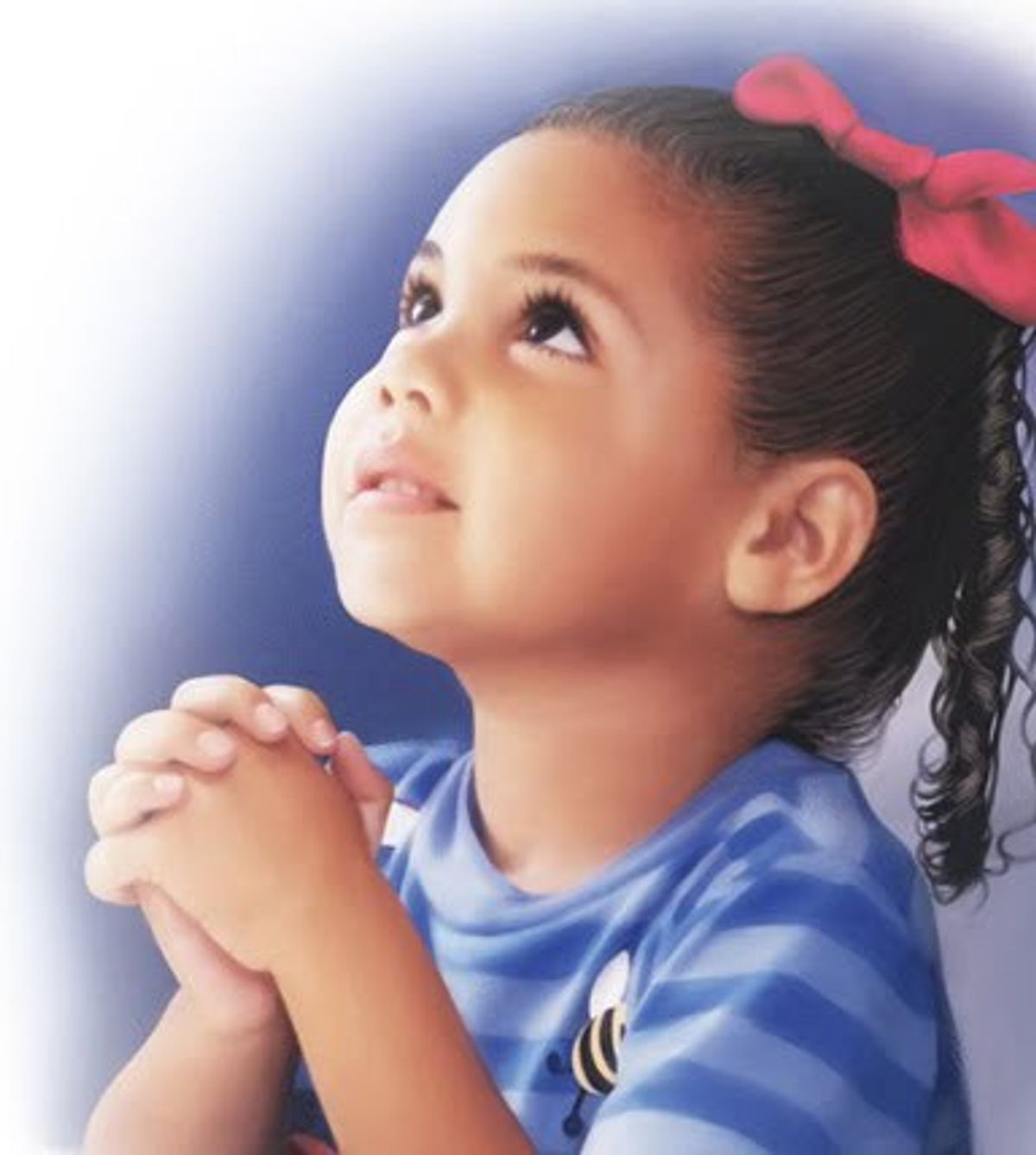 How A 7-Year-Old Taught Me About Prayer