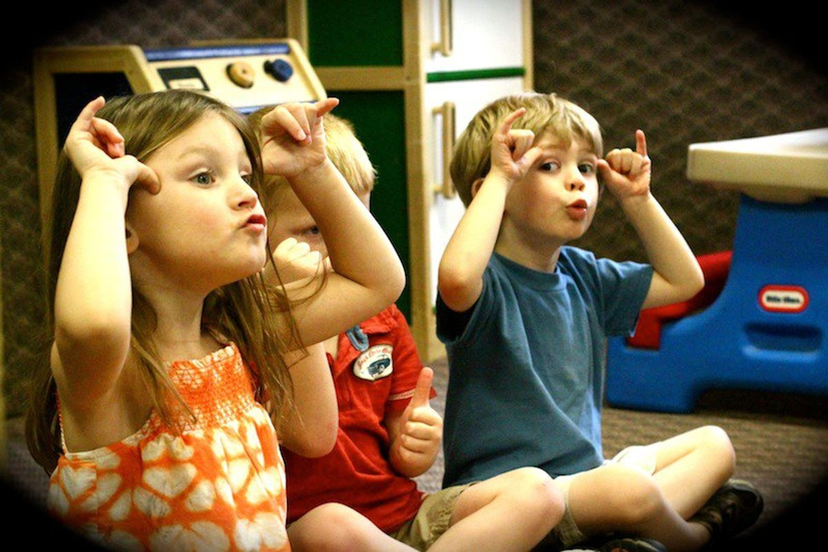 Why We Need To Teach ASL In Schools