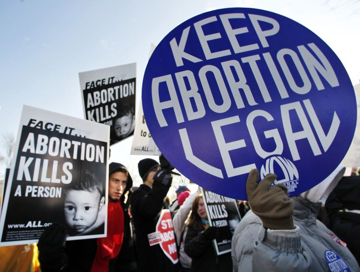 The Real Difference Between Being Pro-Choice And Pro-Abortion