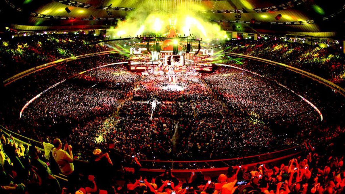 The Top 10 Professional Wrestling Cities