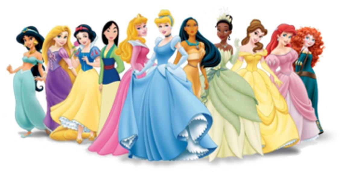 12 Disney Princesses As Zodiac Signs