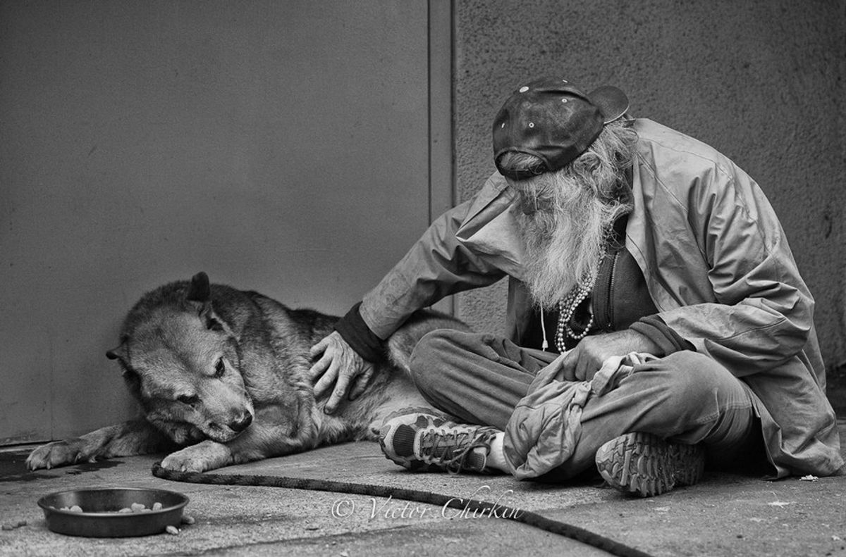 Christians Need To Drop The Hesitation To Give To The Homeless