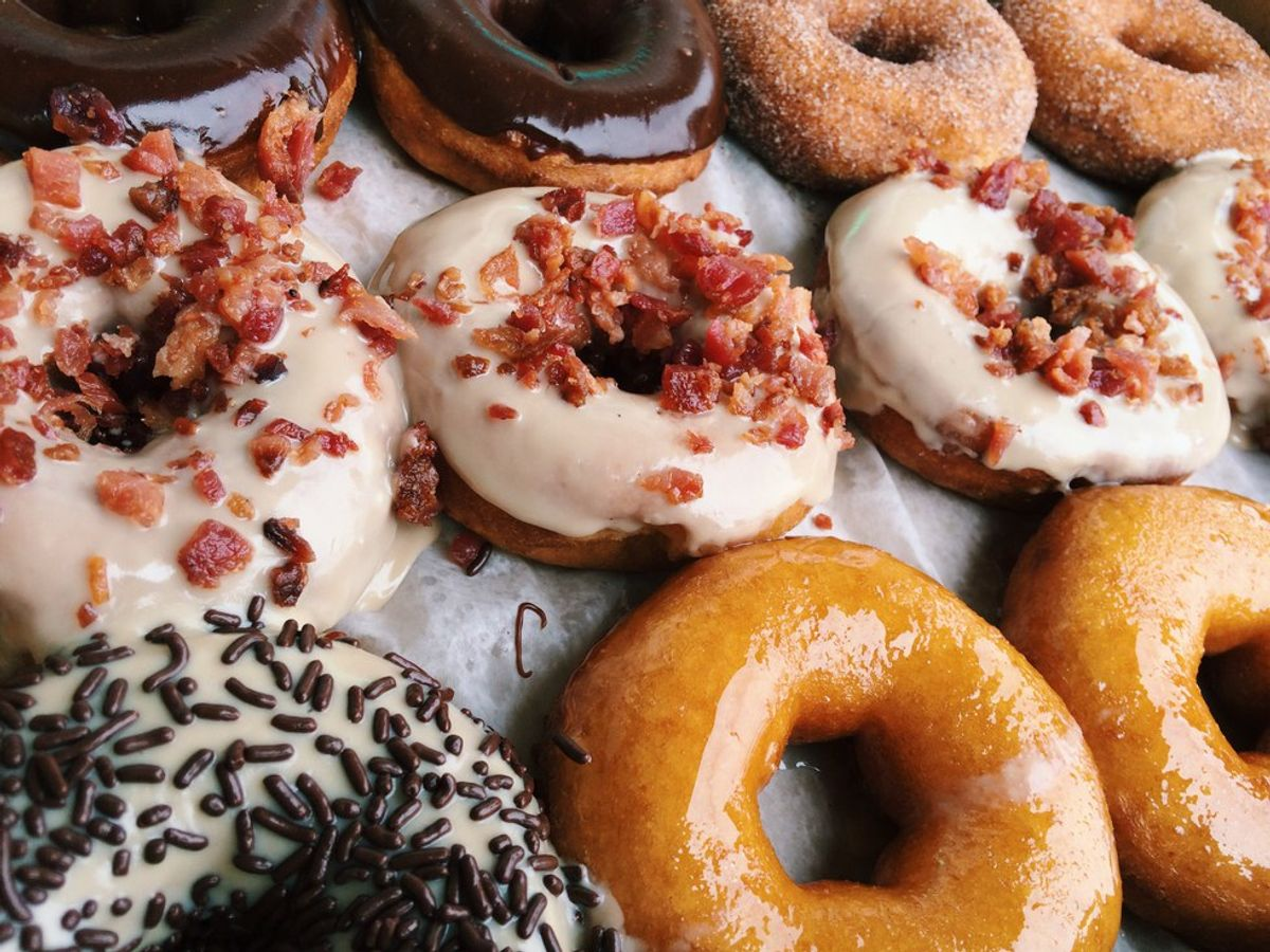 Duck Donuts Are All You Need In Life