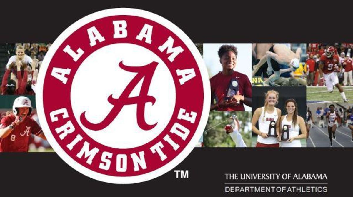 Being A Student Athlete At The University Of Alabama
