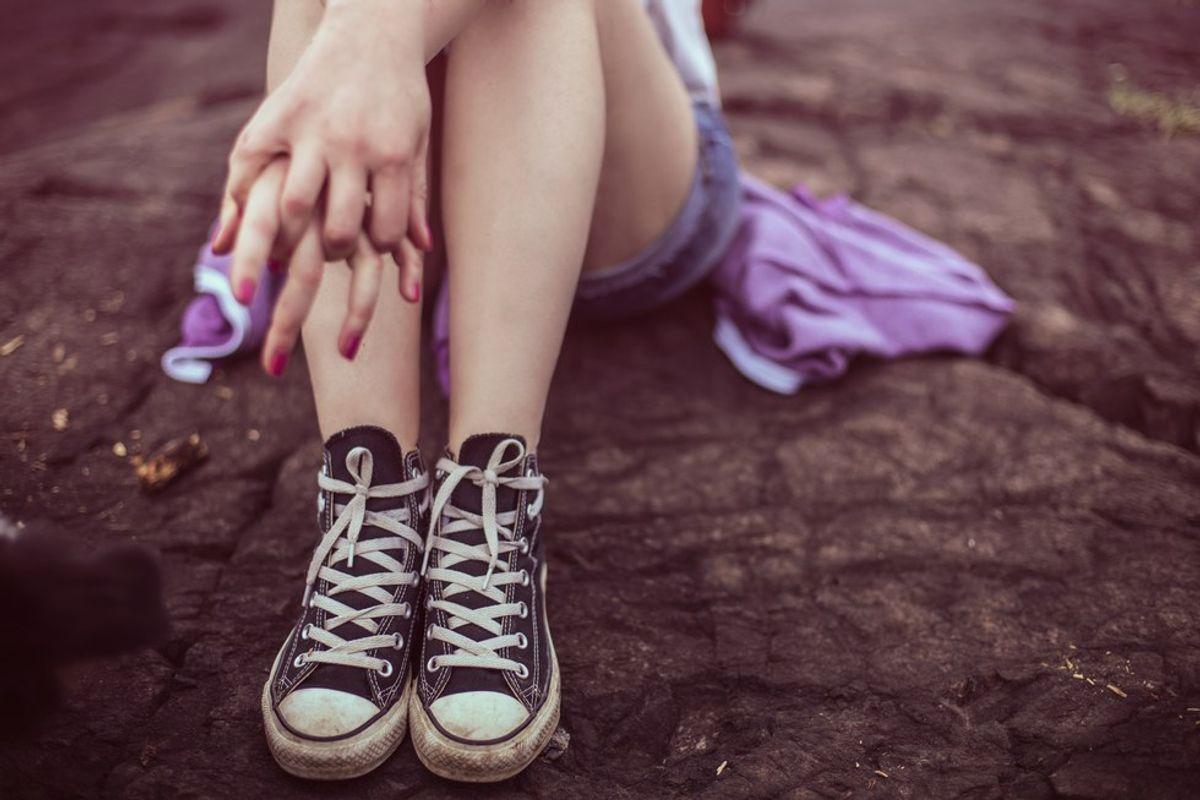 How I Became Desensitized To Rape Culture