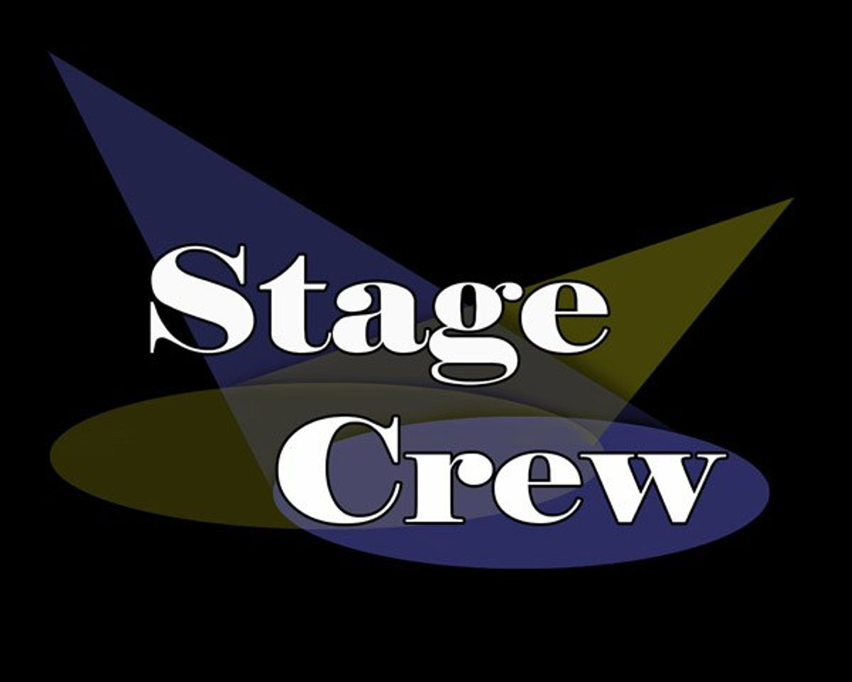 A  Thank You Letter to the Stage Crew