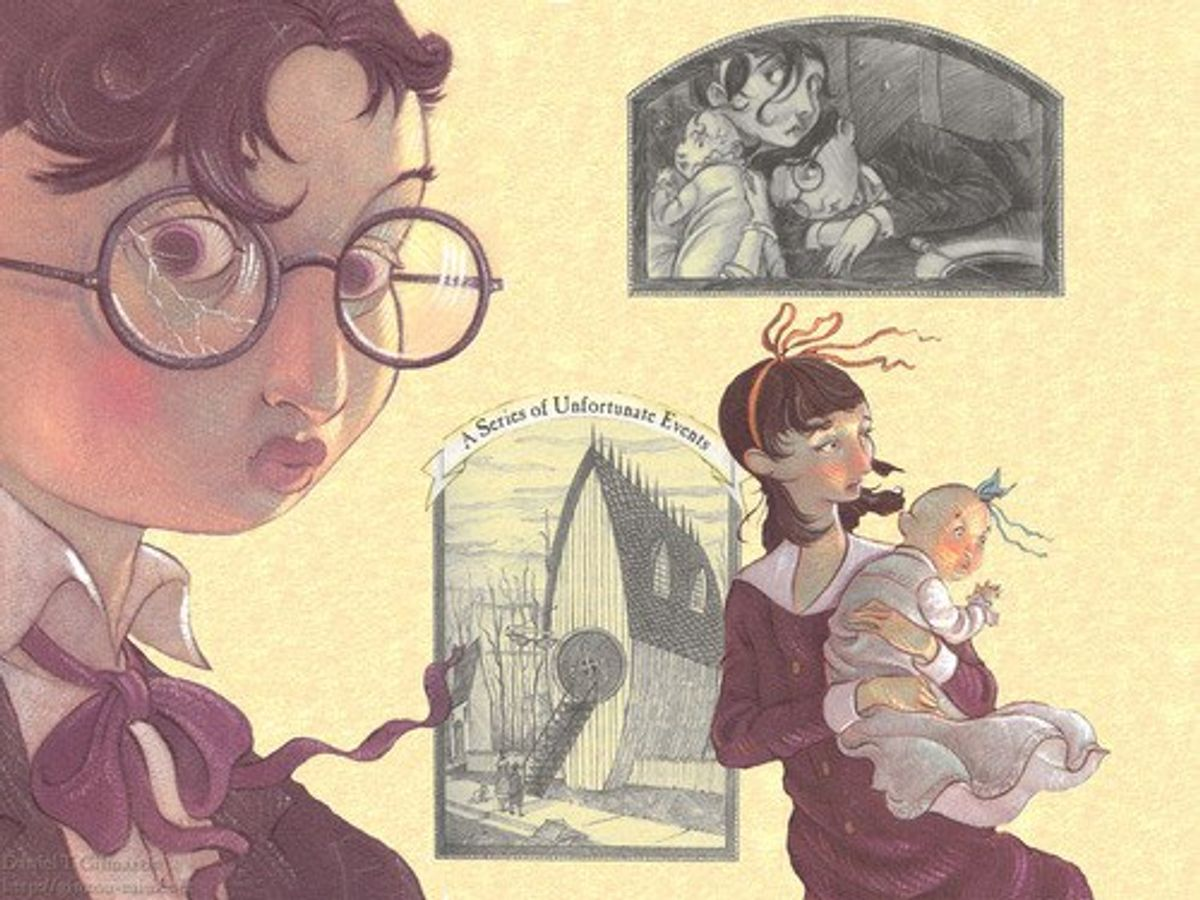 The 6 Biggest Mysteries In 'A Series Of Unfortunate Events'