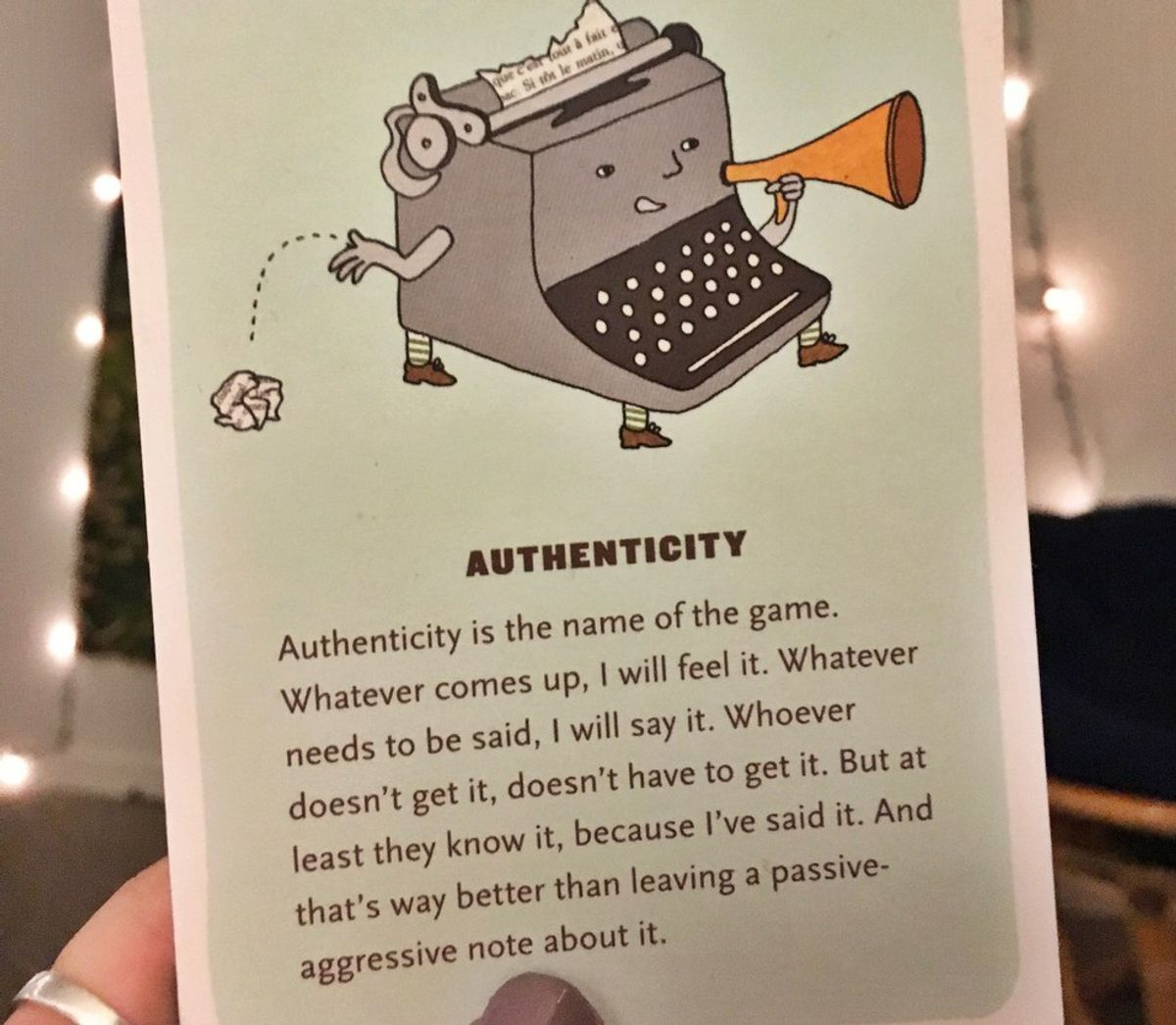 500 Words On Authenticity