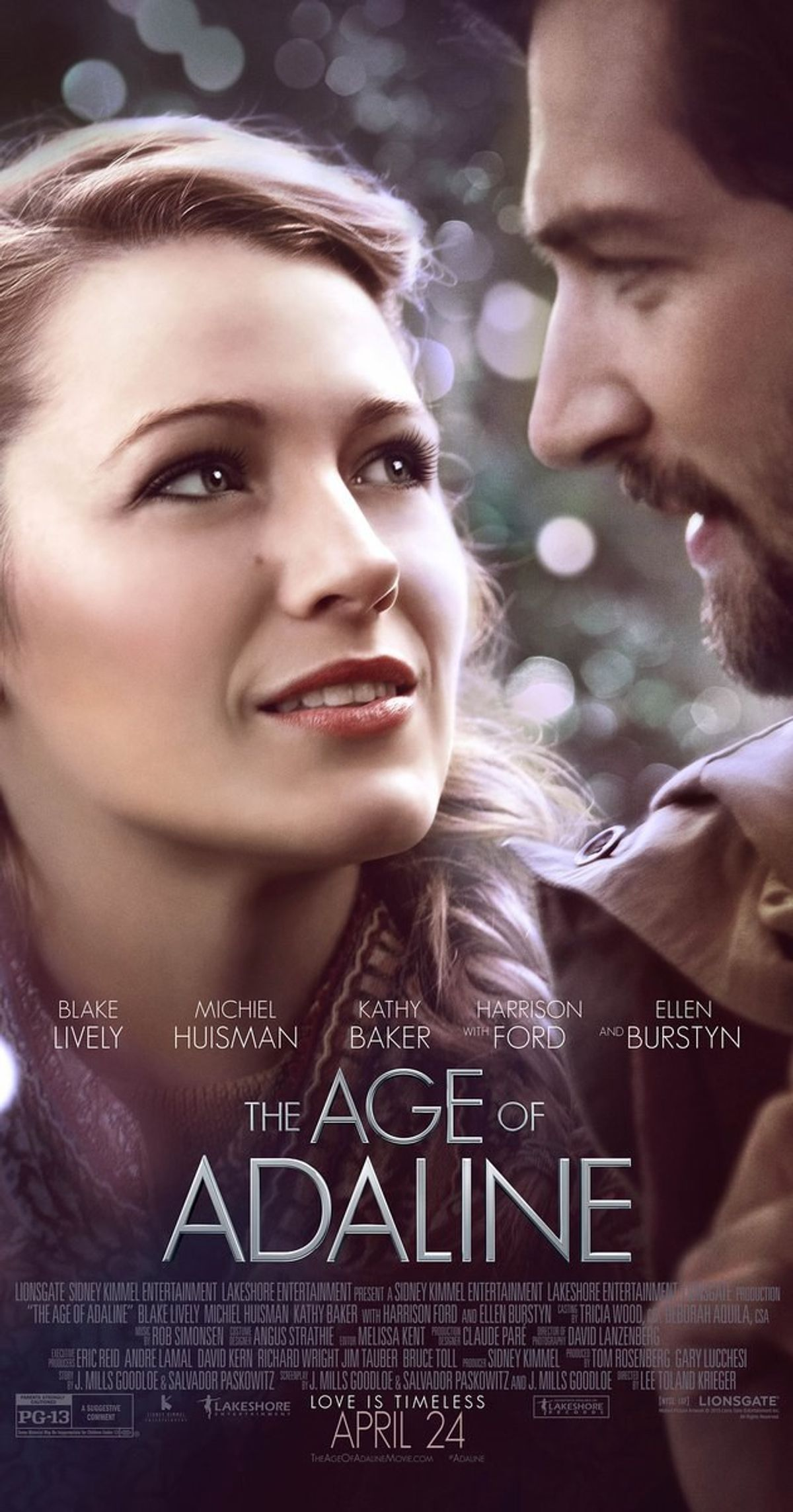 """The Age of Adaline:"" An Analysis"