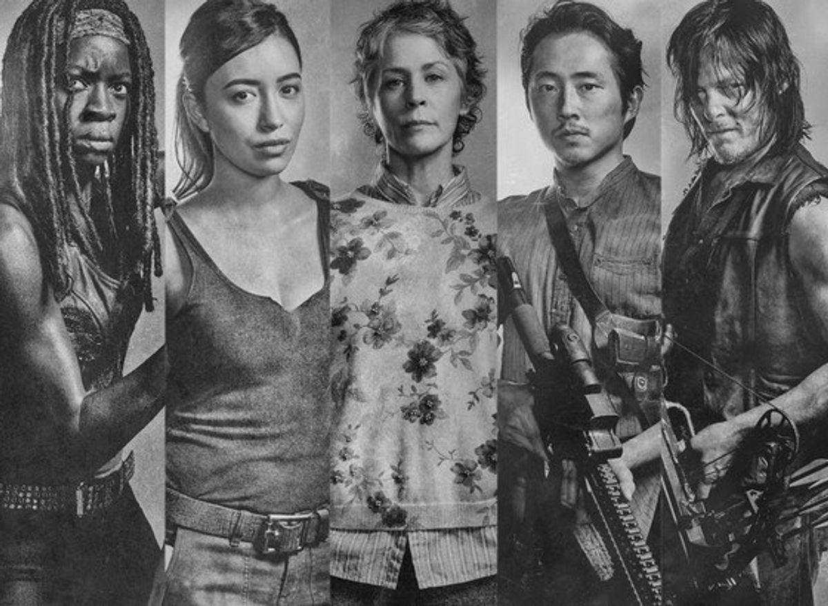 """Things You Didn't Know About """"The Walking Dead"""" Cast"""