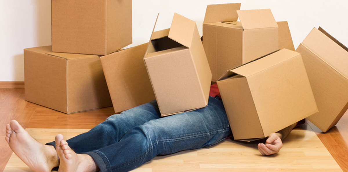 What To Remember When Moving Out Of Your Parents' House
