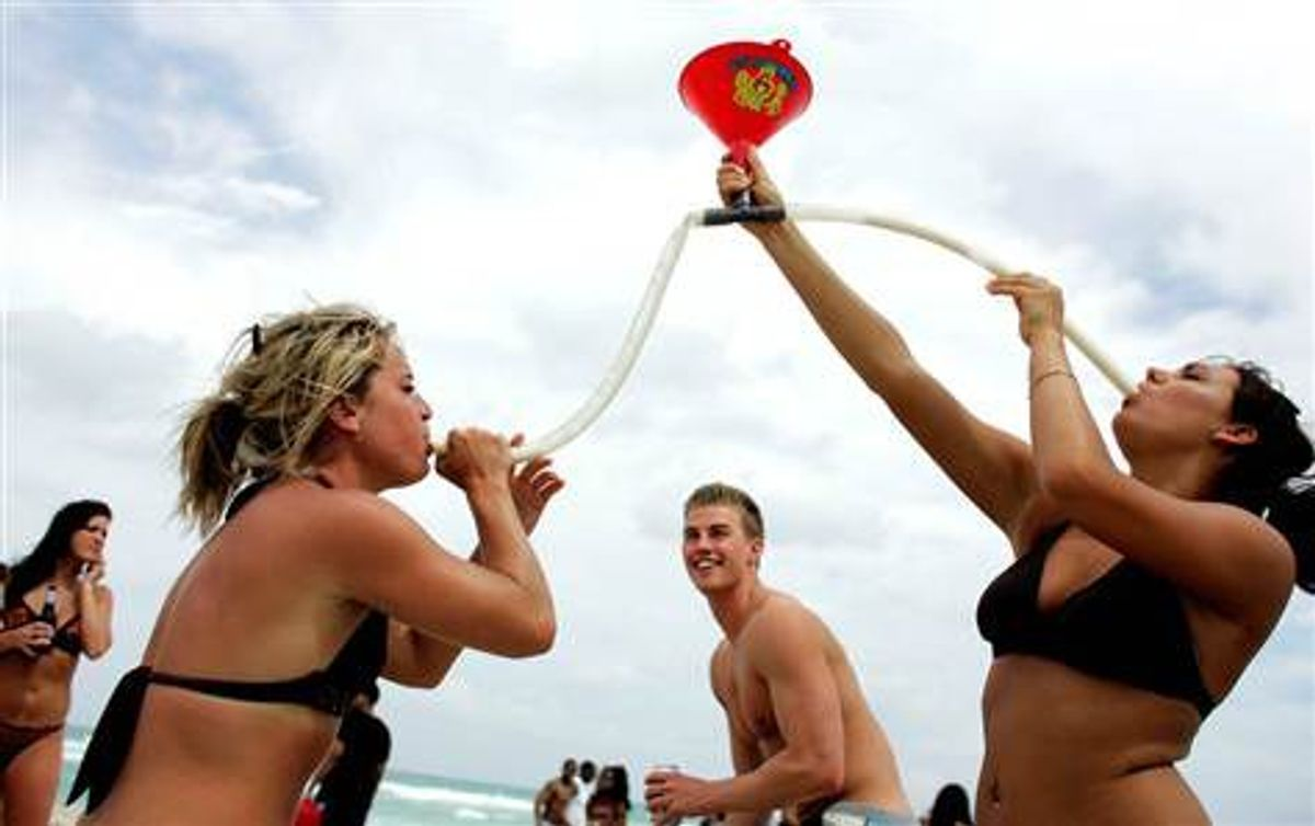 Ways To Stay Safe And Healthy On Spring Break