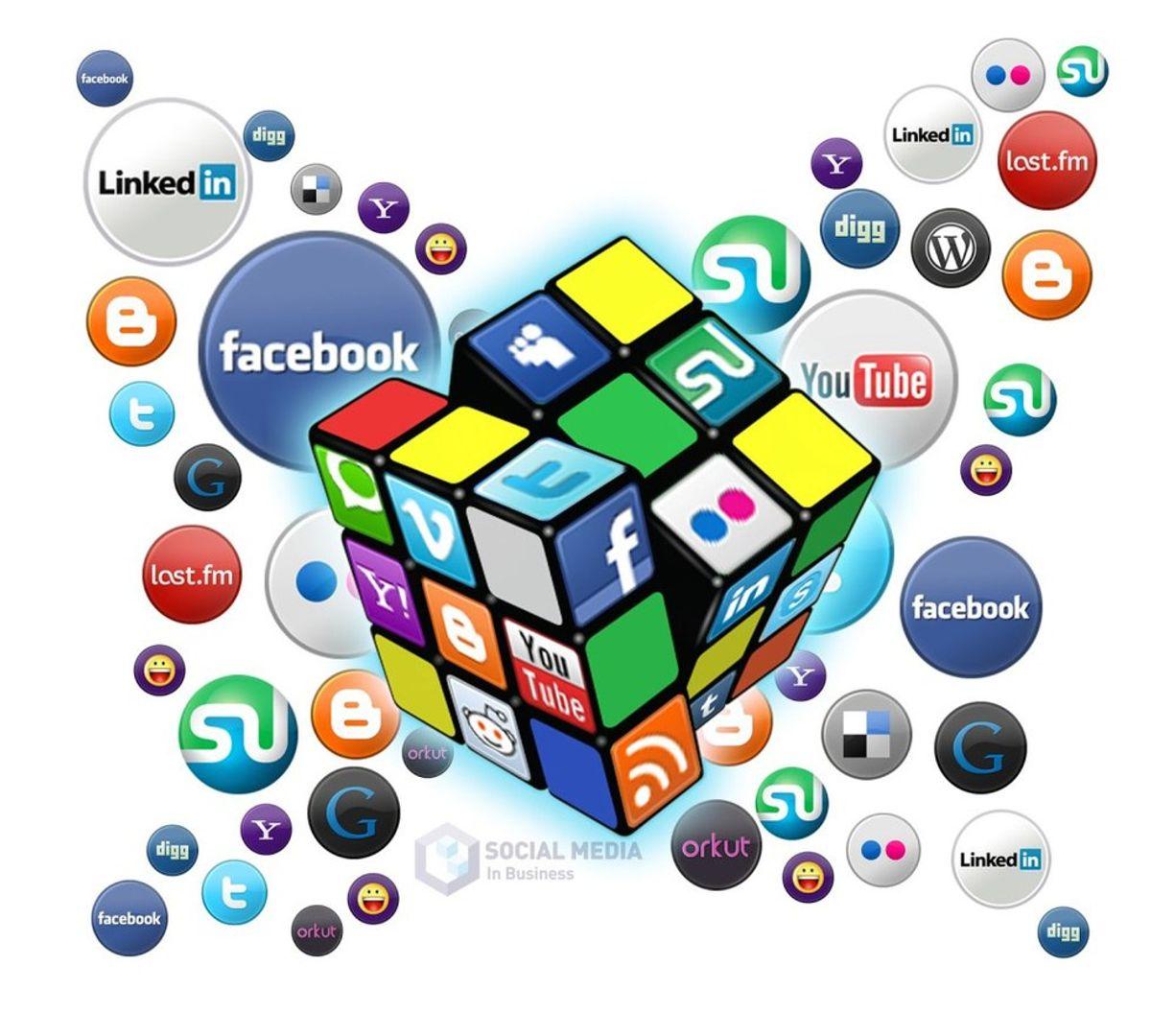 The Strength of Social Media