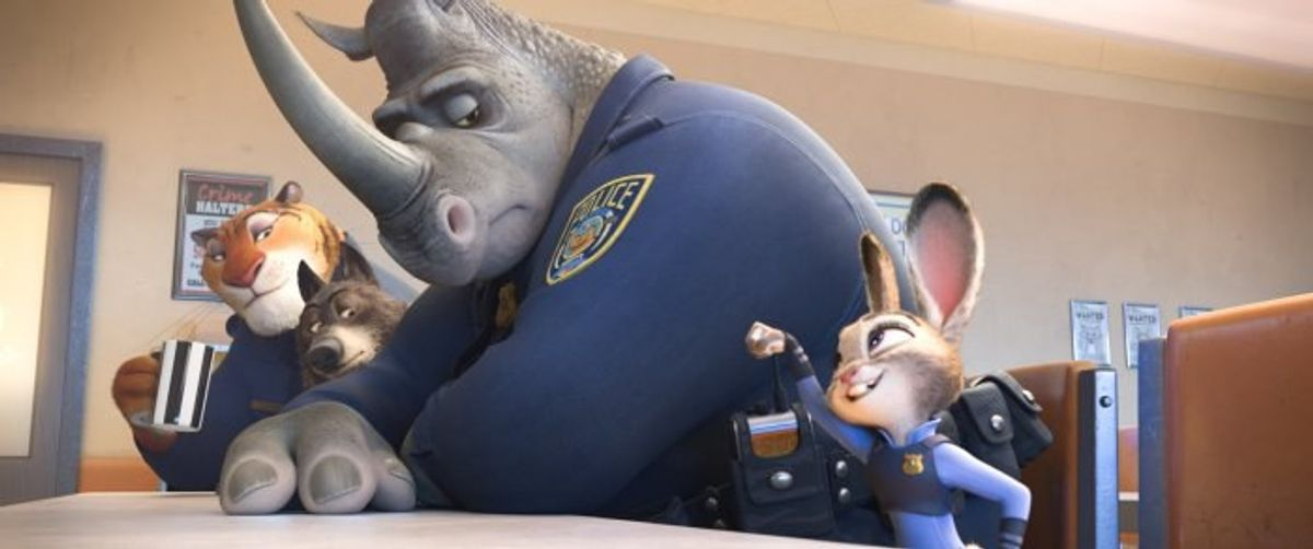 The Gender Politics Of Zootopia