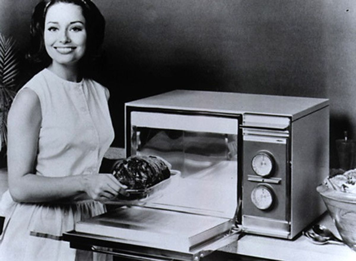 How Your Microwave Is Killing You