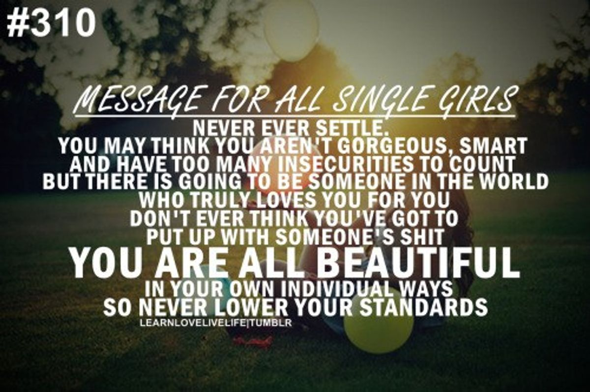 14 Quotes To Empower Single Girls