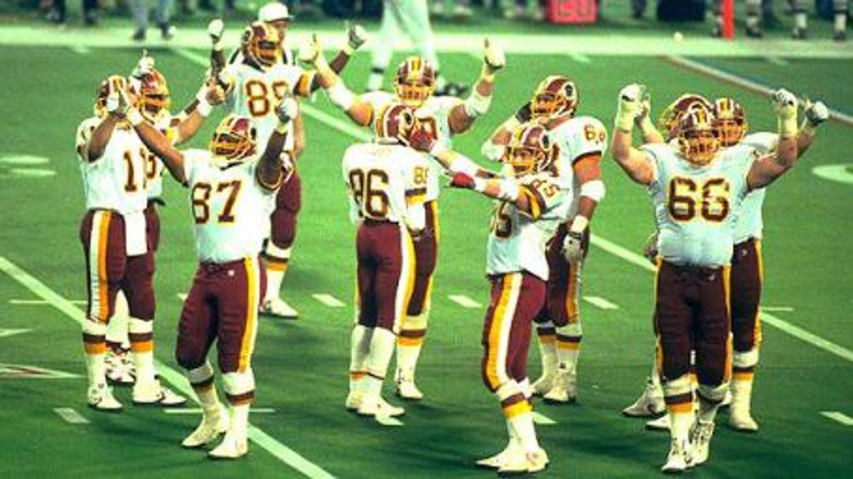 Why The 1991 Washington Redskins Are The Best Team Ever