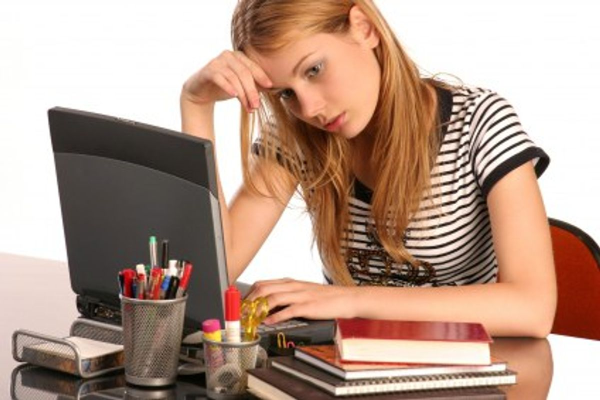 14 Struggles Of Being A Perfectionist In College