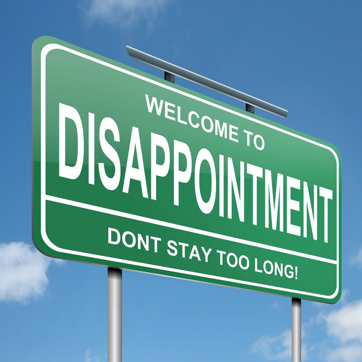 5 Tips To Handle Disappointment
