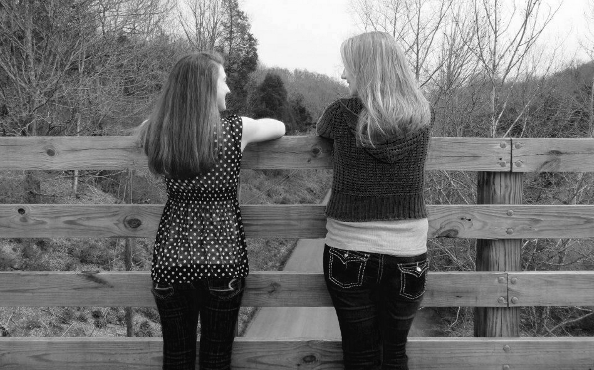 What I Want My Long Distance Best Friend To Know