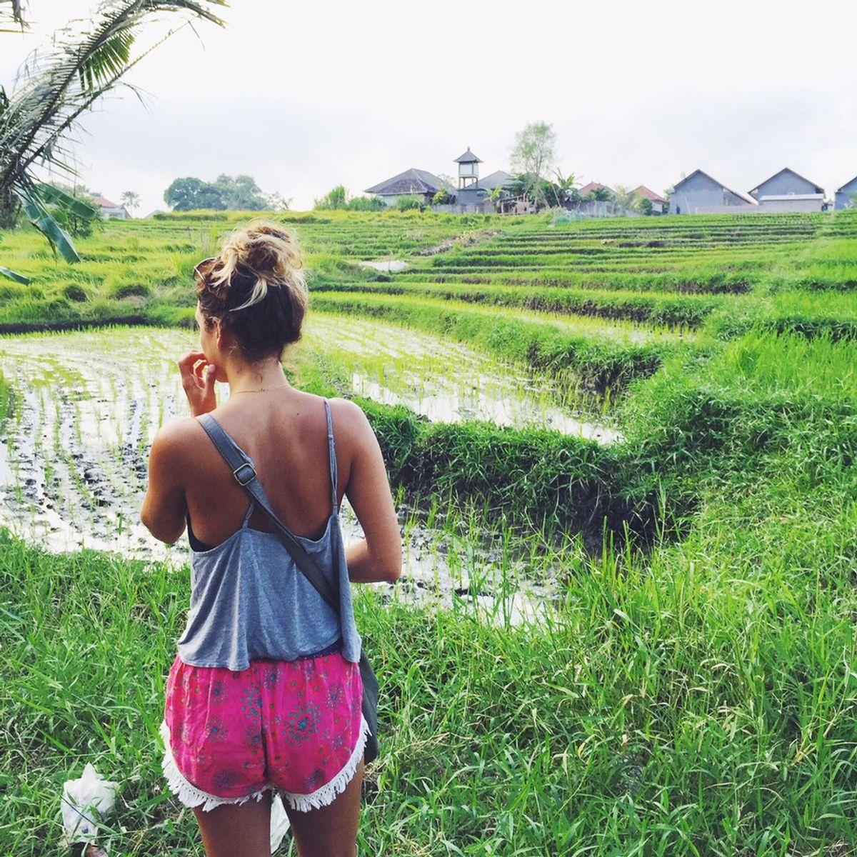 The Gap Year Experience: Abby Clayden