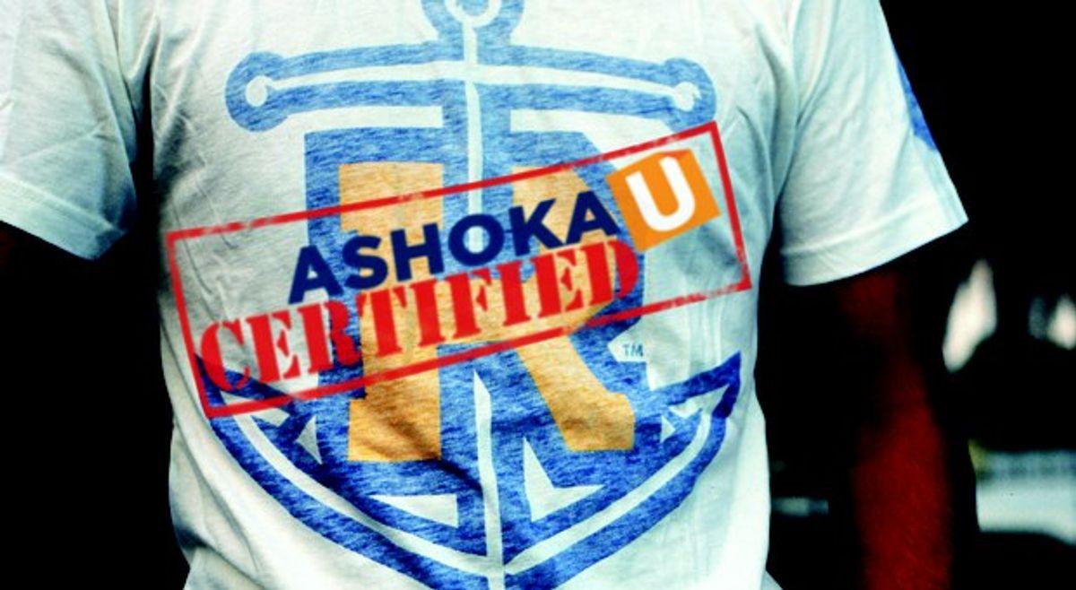 Ashoka U: Changemaking In Progress