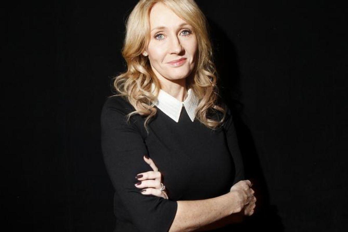 Is JK Rowling Racist?
