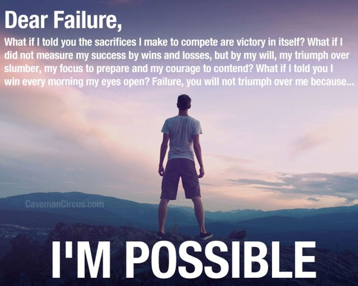 5 Reasons Why You Should Be Proud Of Every Failure In Life
