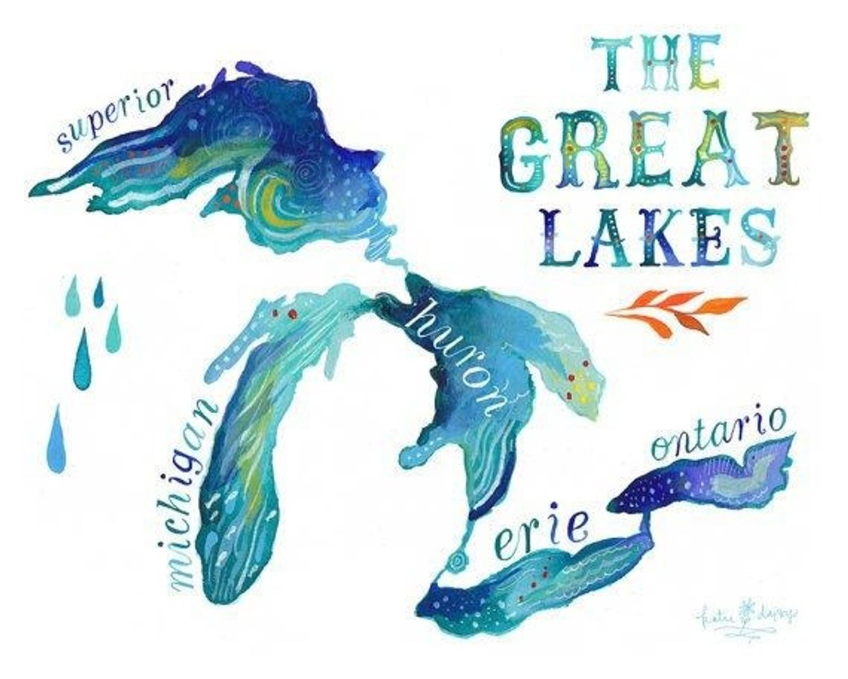 38 Facts About the Great Lakes You Probably Didn't Know