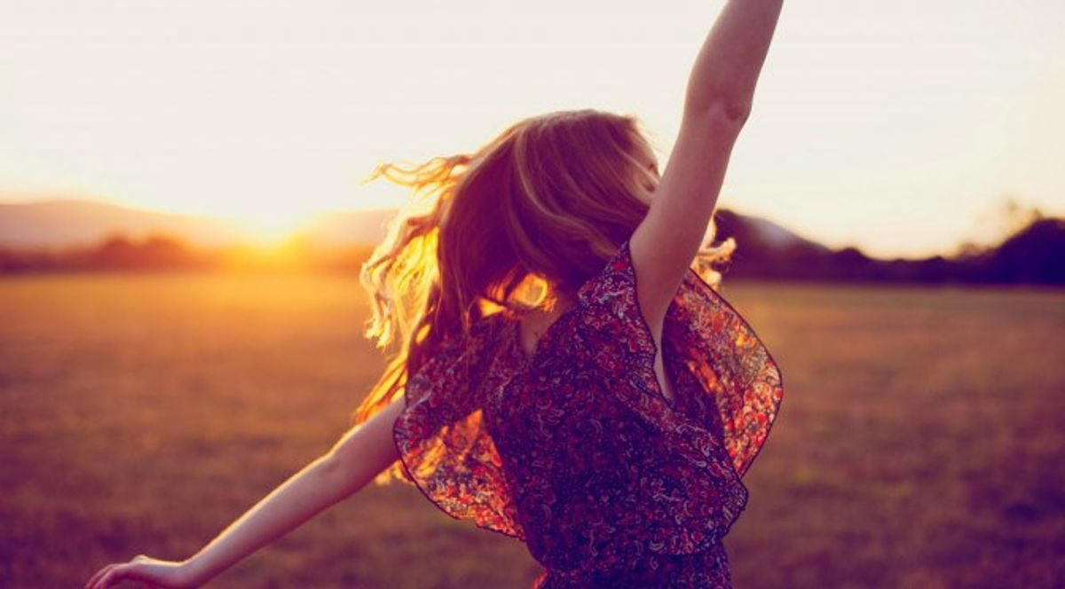 Optimism: Happiness Is A Journey, Not A Destination