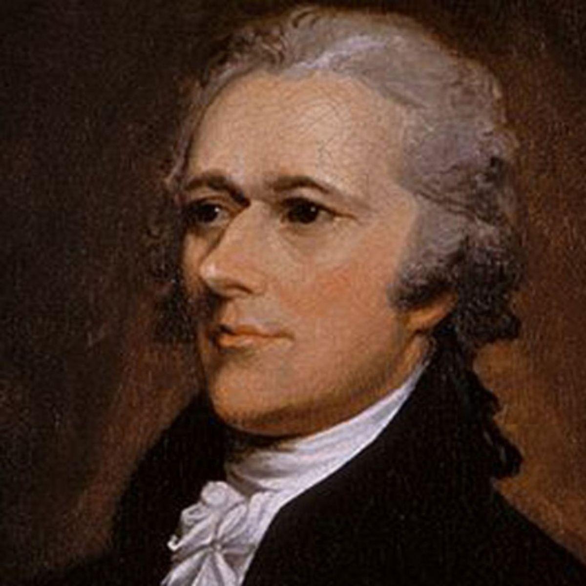6 Reasons Alexander Hamilton And John Laurens Are Totally Boyfriends